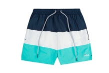 Swimsuit Fila saloso swin short 687203 blue Brutalzapas