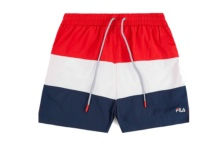 Swimsuit Fila saloso swin short 687203 red Brutalzapas
