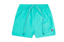 Swimsuit Fila seal swin short blue curacao 687204 Brutalzapas