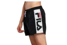 Swimsuit Fila safi swim short black 687205 Brutalzapas