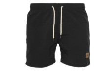 Swimsuit Urban Classic block swim shorts tb1026 black Brutalzapas