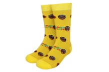 RAW SOX 8 BIT BROOKLYN YELLOW