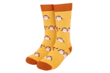 RAW SOX 8 BIT TWINS L ORANGE