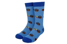RAW SOX 8 BIT BROOKLYN BLUE