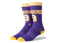 Socks Stance Lakers 94 Hwc M545C18VEH Brutalzapas