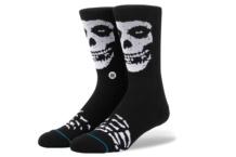 Socks Stance Misfits M556C18MIS Brutalzapas