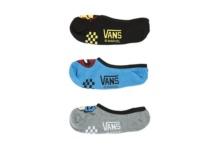 Socks Vans X Marvel Pack QXM448 Brutalzapas