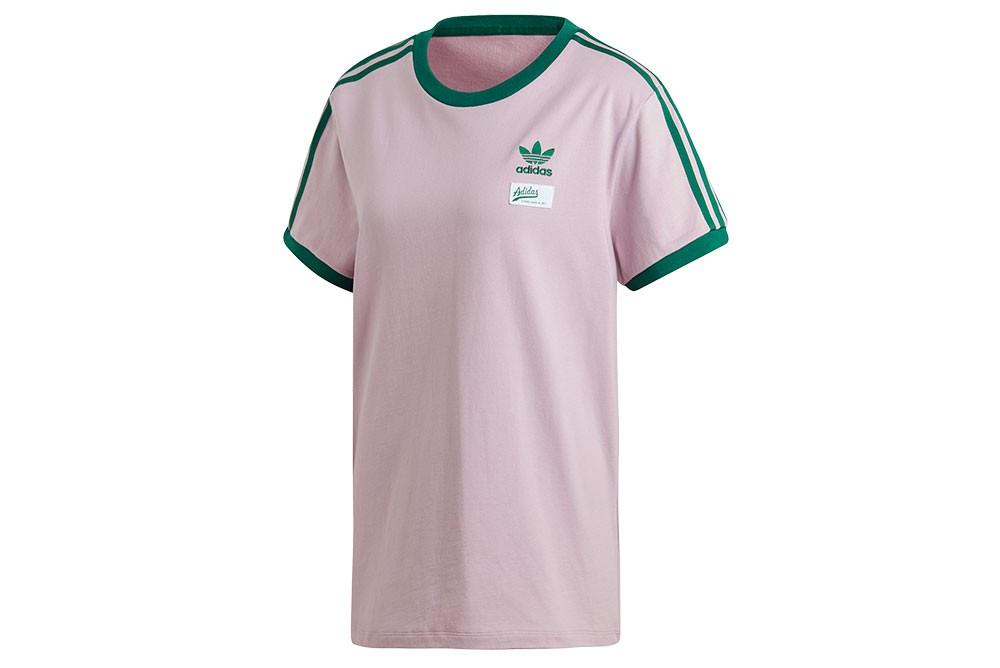 Shirt Adidas 3 stripes tee du9893 Brutalzapas