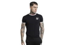 Shirt SikSilk tapped runner tee ss 14260 Brutalzapas