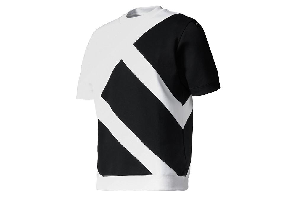 Camiseta Adidas Eqt Boxy Crew B BK7180 Brutalzapas