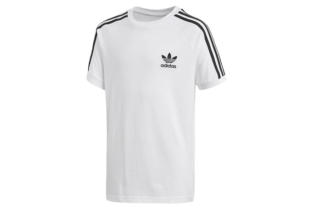 Camiseta Adidas J Clfrn Tee CE1064 Brutalzapas