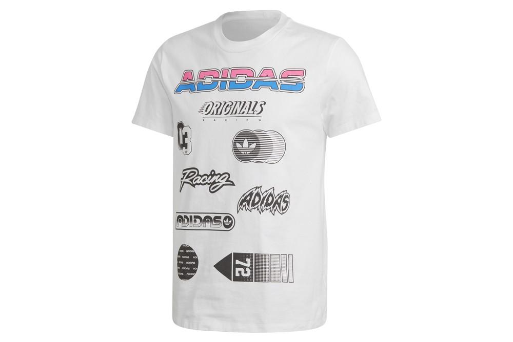Camiseta Adidas Jul Graphic Tee DH4255 Brutalzapas