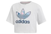 Shirt Adidas marble crop tee dv2357 Brutalzapas