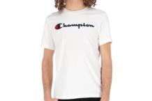 Camiseta Champion crewneck t shirt 212946 wht Brutalzapas