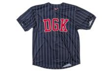 Shirt DGK Grounder ss baseball jersey DSS 287 Brutalzapas