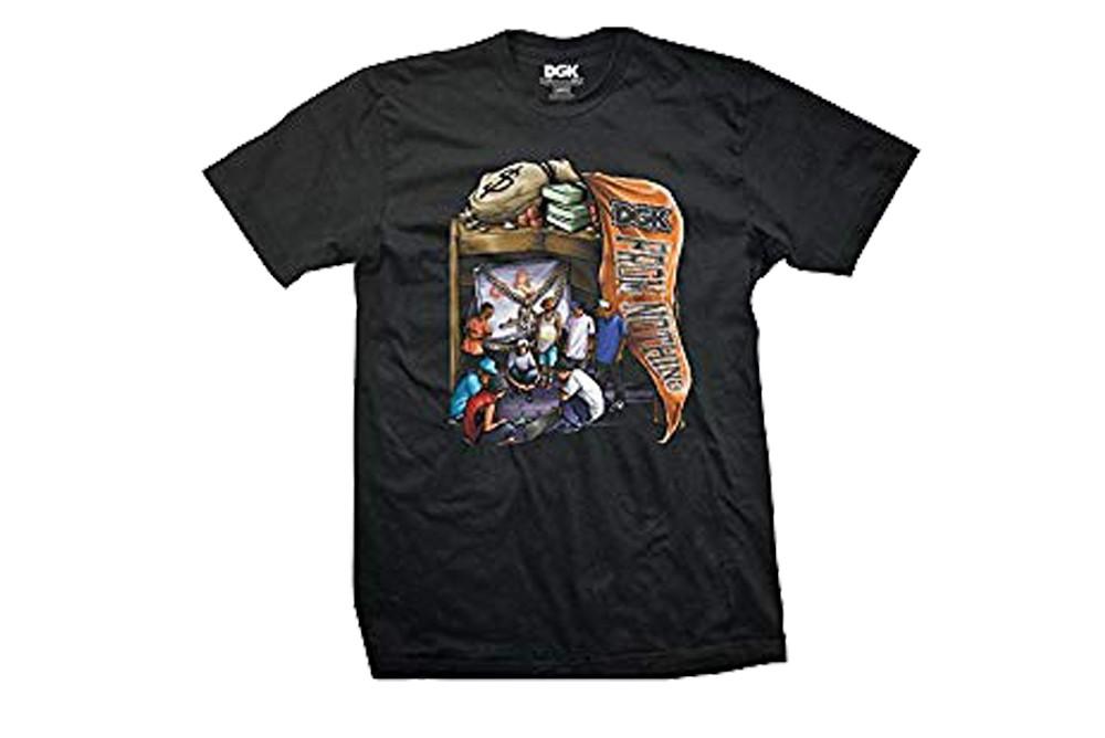 Shirt DGK hard knocks DT 4244 Brutalzapas