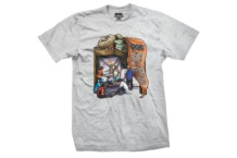 Shirt DGK hard knocks DT 4246 Brutalzapas