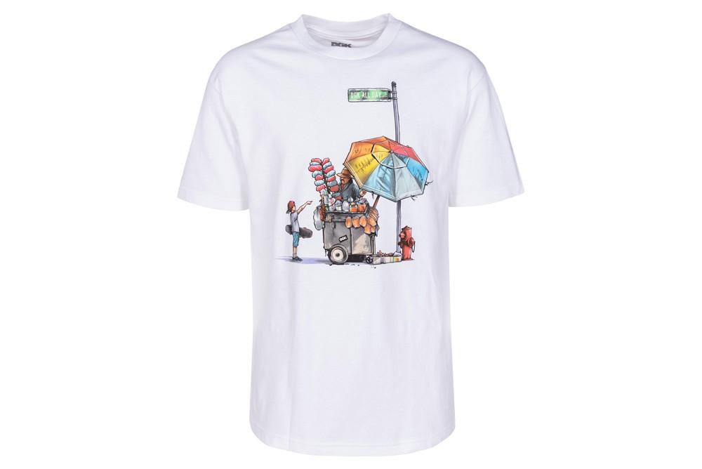 Shirt DGK vendor DT 4252 Brutalzapas