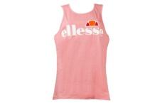 Shirt Ellesse Italia Abigaille Vest Top PINK SGS04485 Brutalzapas