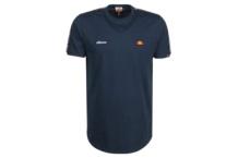 Shirt Ellesse Italia fade tapped tee shirt sha05907 navy Brutalzapas