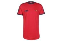 Shirt Ellesse Italia fade tapped tee shirt sha05907 red Brutalzapas