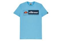 Shirt Ellesse Italia rivria tee shirt sha06637 light blue Brutalzapas