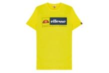 Shirt Ellesse Italia rivria tee shirt sha06637 yellow Brutalzapas