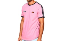 Camiseta Ellesse Italia fede shb05907 pink Brutalzapas