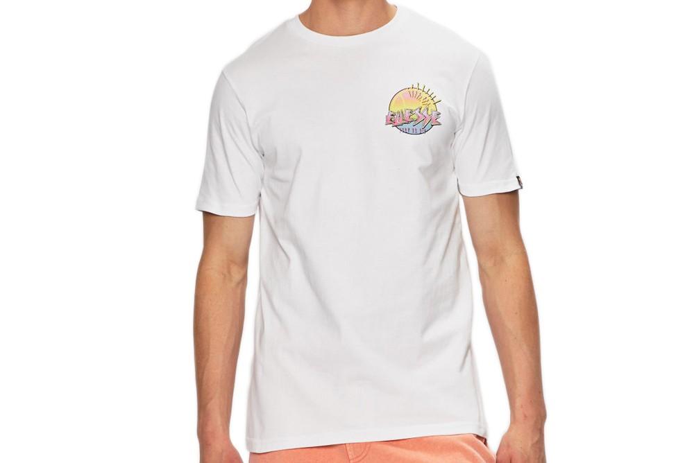 Shirt Ellesse Italia great shb06816 white Brutalzapas