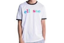 Shirt Ellesse Italia moa tee ok sh06824 white Brutalzapas