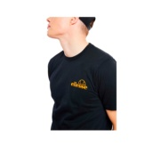 Shirt Ellesse Italia fondato tee shc06635 black Brutalzapas