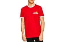 Camisa Ellesse Italia Arigento True Red SHW04354 Brutalzapas
