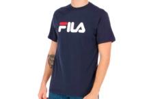 Shirt Fila pure tee black iris 681093 Brutalzapas