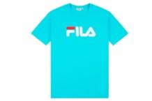Shirt Fila pure tee blue curacao 681093 Brutalzapas