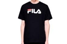 Shirt Fila pure tee black 681093 Brutalzapas