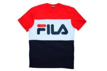 Shirt Fila men day red 681244 Brutalzapas