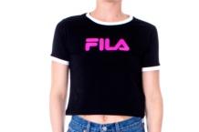 Camisa Fila cropped tee 687088 Brutalzapas