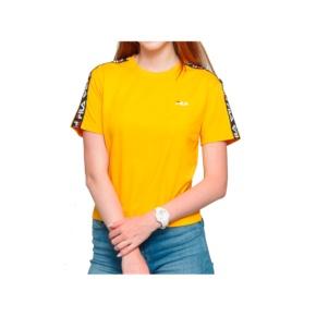 Camiseta Fila women adalmiina 687215 citrus Brutalzapas