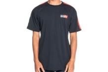 Camiseta GRMY Ashe Piping Tee Navy GA484 Brutalzapas