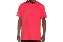Shirt GRIMEY brick top tee ga519 red Brutalzapas