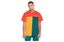 Shirt GRIMEY midnight tricolor tee ga521 Brutalzapas
