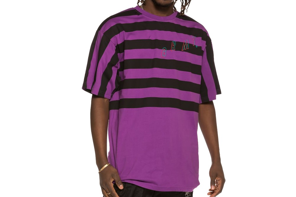 Shirt GRIMEY brick city tee ga526 Brutalzapas
