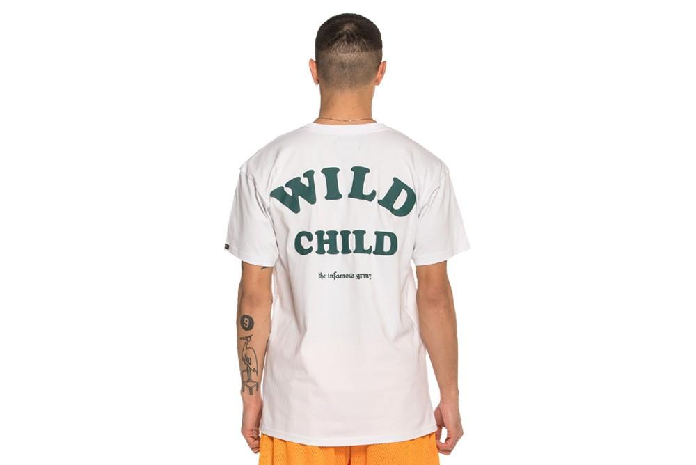 G R M Y WILD CHILD TEE