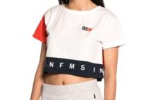 Camiseta Mister Tee Ashe Crop Top GACTP479 Brutalzapas