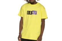 Shirt GRIMEY fala tee ga529 lime Brutalzapas