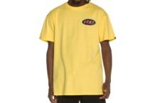 Camiseta GRIMEY cooky puss tee ga533 lemon Brutalzapas