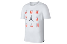 Chemise Nike M JSW Tee Jordan 23 916052 100 Brutalzapas
