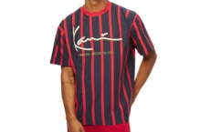 Shirt Karl Kani signature pinstripe tee 6039564 Brutalzapas