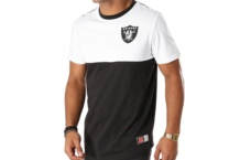 MAJESTIC OAKLAND RAIDERS TEE