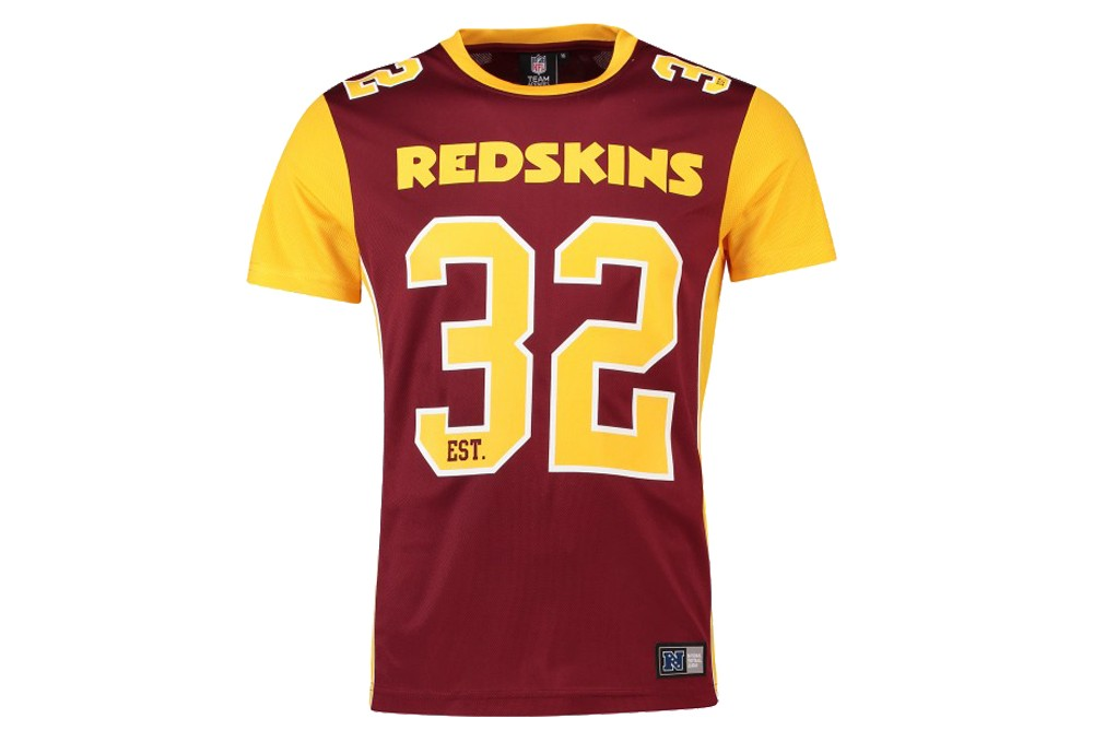 Shirt Majestic Redskins MWR4655WE Brutalzapas